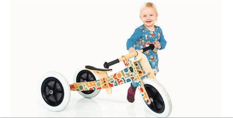 wishbone bike s rie limit e alphabet draisienne. Black Bedroom Furniture Sets. Home Design Ideas