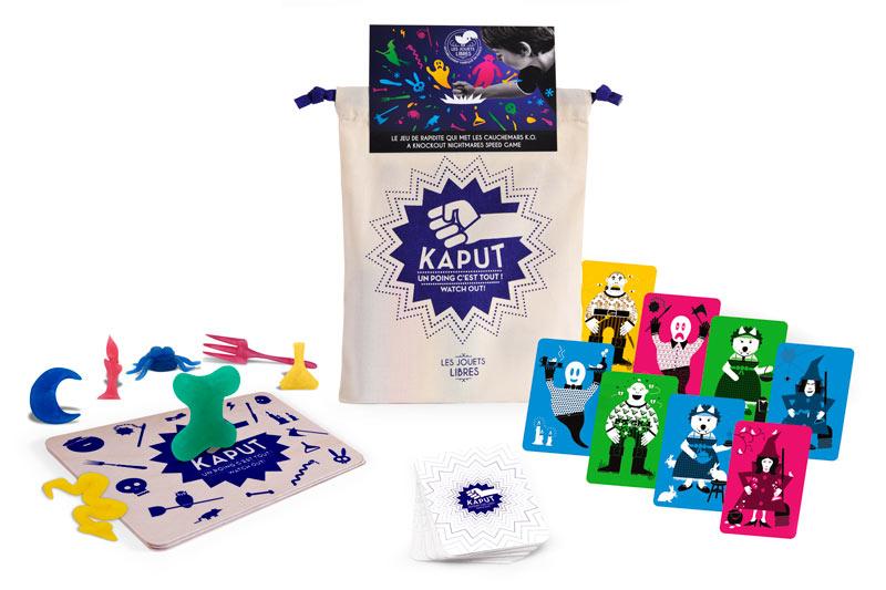 Kaput - Jeu de cartes