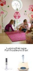 Air et Lumière : Luminothérapie - Purificateur d