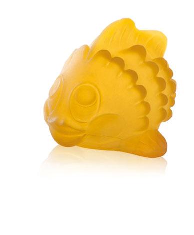 Jouet de bain en caoutchouc naturel - Polly le poisson