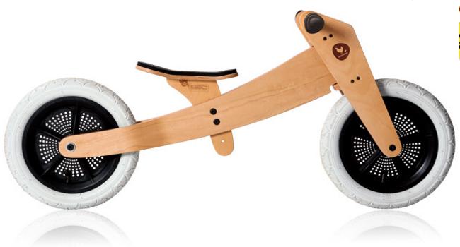 Wishbone bike draisienne classic 2 en 1