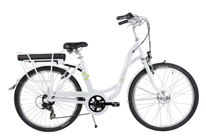 Vélo Electrique ARCADE E-COLORS BLANC