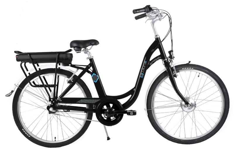 Vélo Electrique ARCADE E-COLORS NOIR