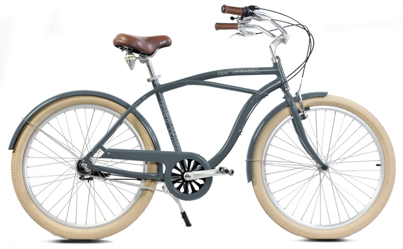 Key West Homme - Le vélo beach cruiser Arcade