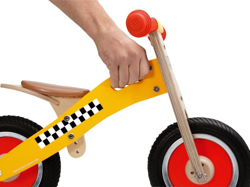 vélo sans pédale - taxi -  scratch europe