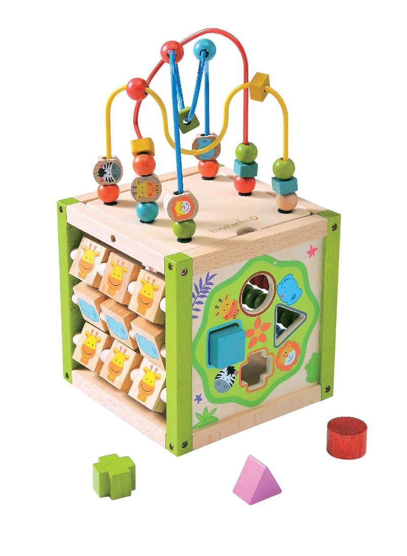 Mon premier cube d\'activité - Multi jeux