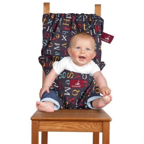 chaise nomade b b totseat si ge de voyage arche de n o. Black Bedroom Furniture Sets. Home Design Ideas