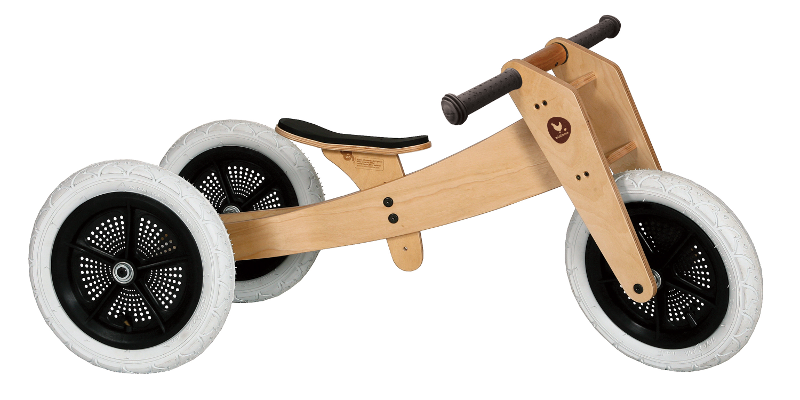 draisienne évolutive  wishbone Bike 3 en 1