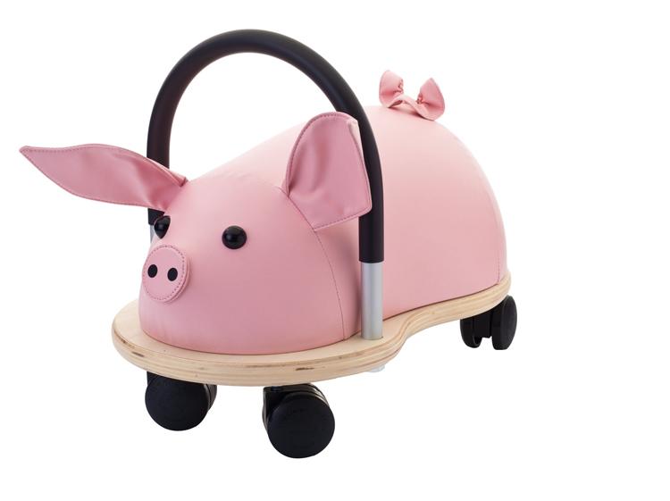 wheely bug Trotteur cochon