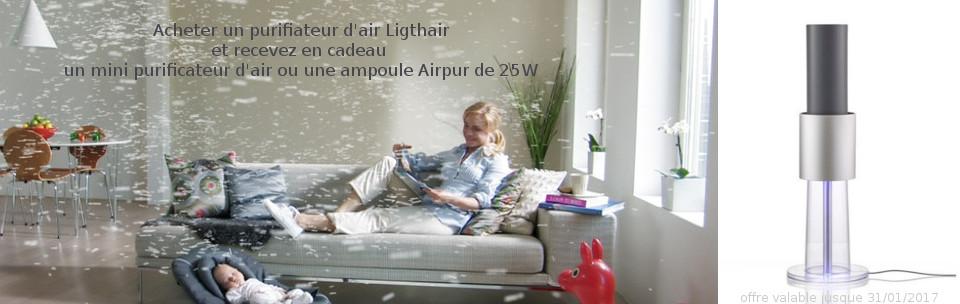 Purificateur d'air lightair