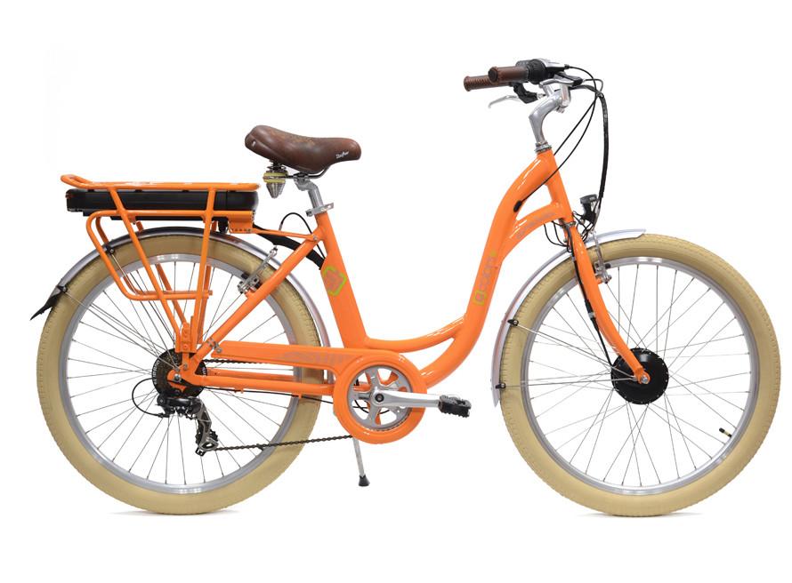 E colors Clementine - Vélo électrique Femme - Arcade