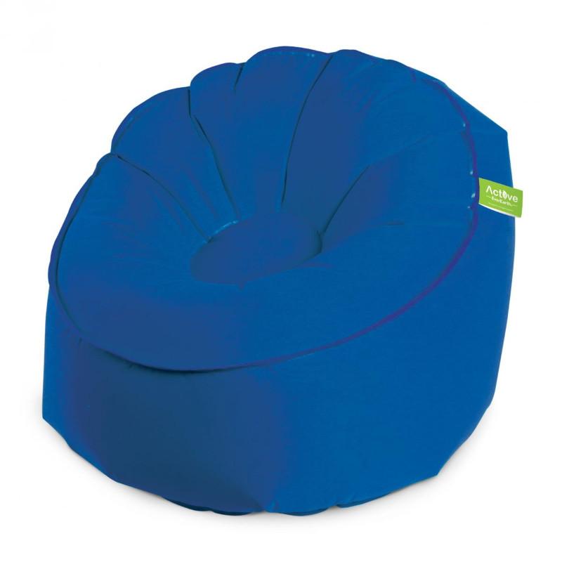 Ezair Bleu - siège gonflable