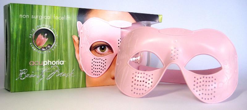 Masque d\'acupression et de beauté Acuphoria