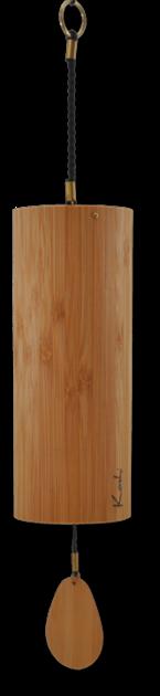 Carillon Koshi Terra - Carillon en bambou
