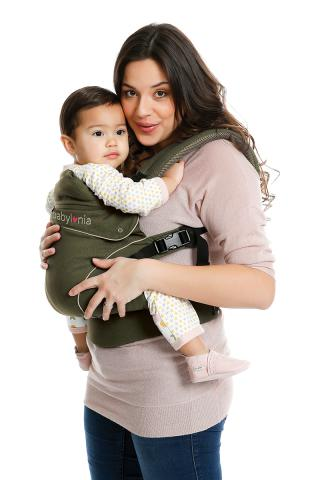 Porte bébé Babylonia Flexia