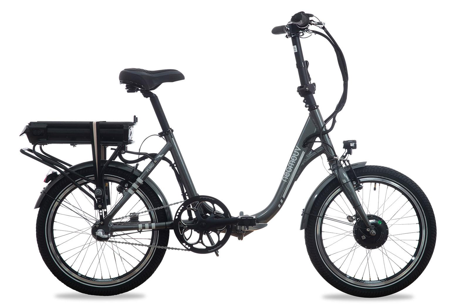 Plimoa N3 Neomouv - Vélo électrique pliant