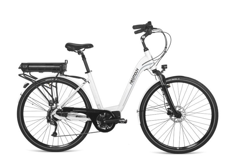 IRIS BROSE - Vélo électrique Néomouv