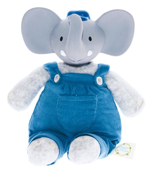Alvin l\'éléphant - Jouet peluche