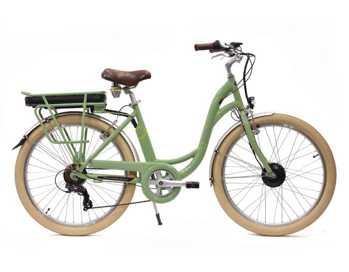E colors Vert de gris - VAE Femme Arcade