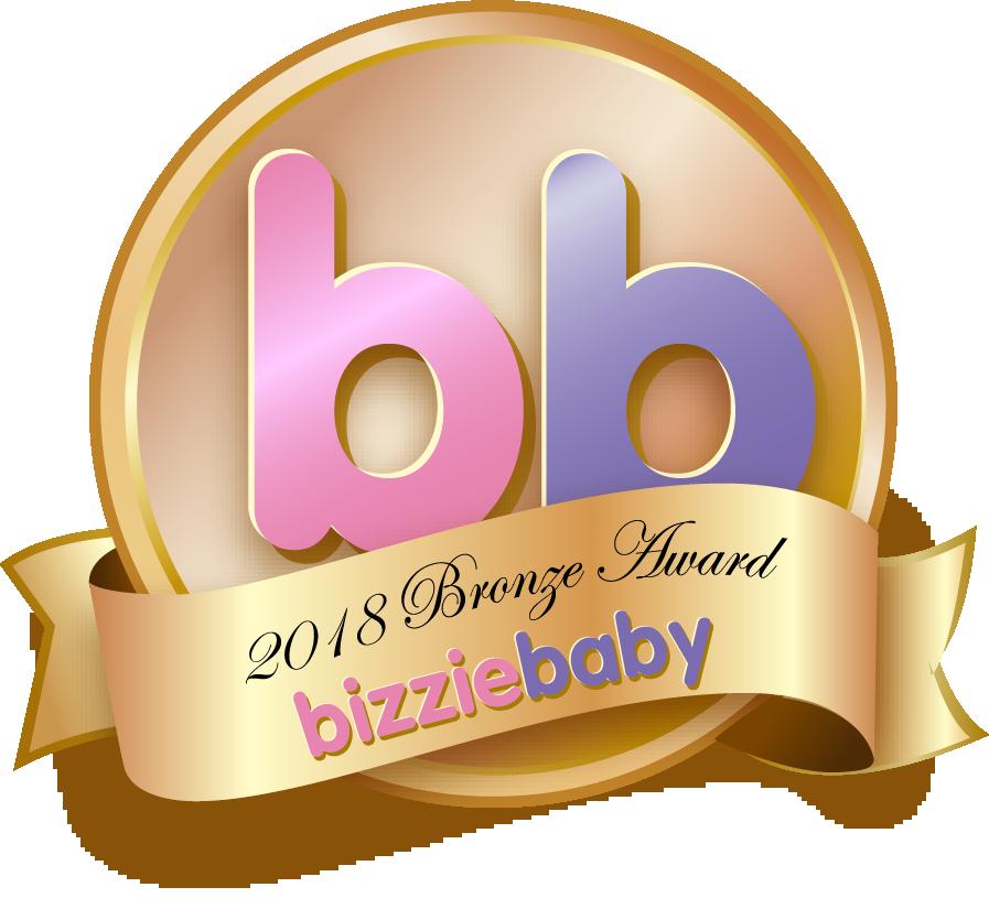 Médaille de bronze - bizzie baby