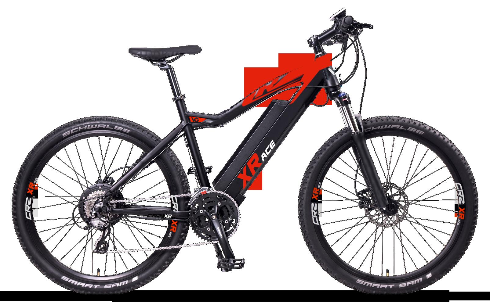 VTT électrique VG CRZ XRACE - Vélo Electrique Sport