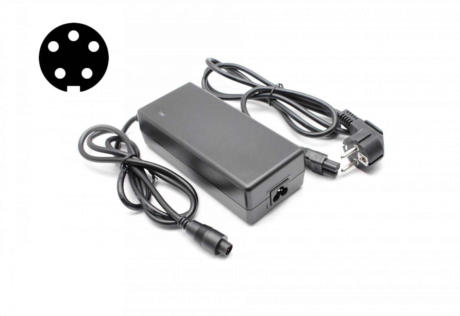 Chargeur Batterie Phylion - 36V  Li-Ion avec feu intégré - UART - ARCADE