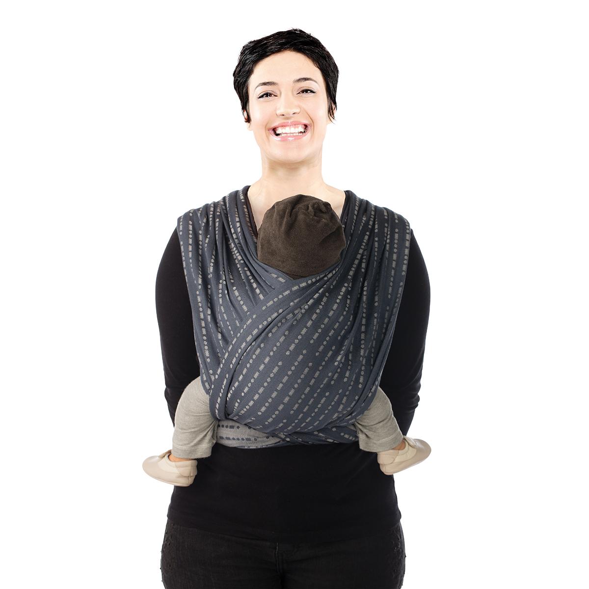 BB-SLEN LOVE Babylonia - écharpe de portage tissée
