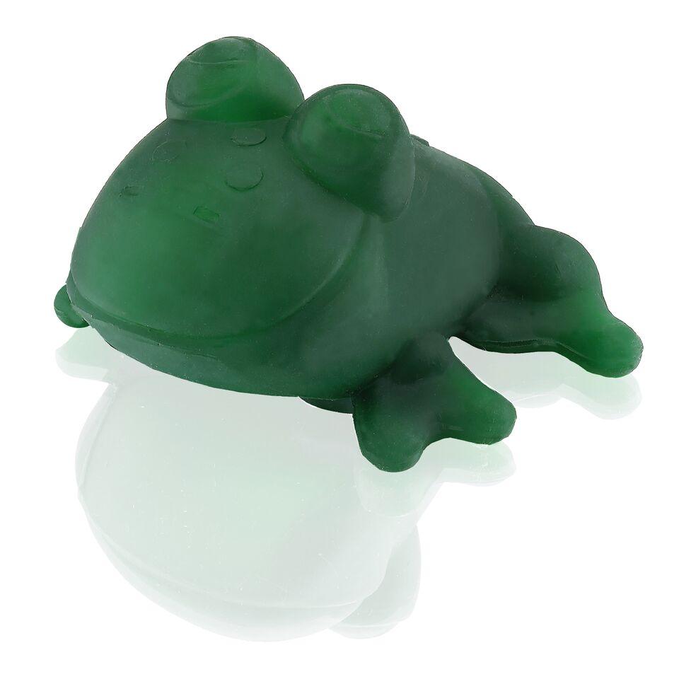 Jouet de bain en caoutchouc naturel Hevea - Fred la grenouille