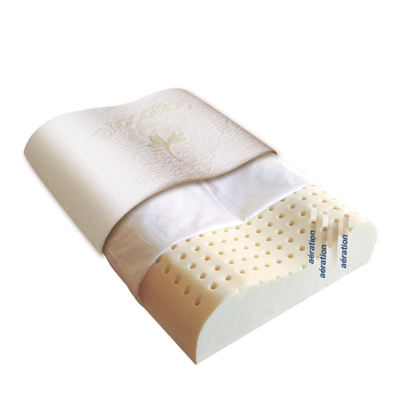Oreiller Cervical latex - BioRelax