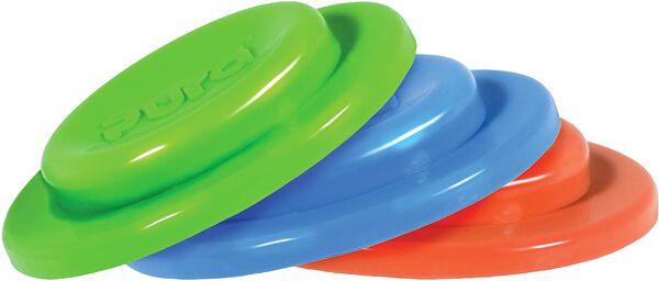 Disques d\'étanchéité en silicone Kiki pour gourde Pura