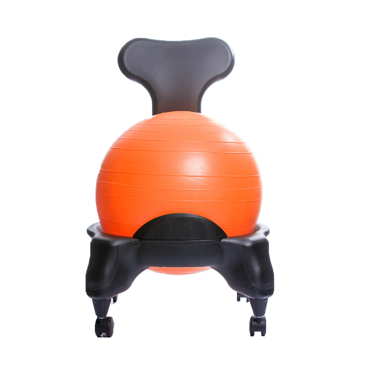 TONIC CHAIR Originale ballon Orange - Chaise Ergonomique