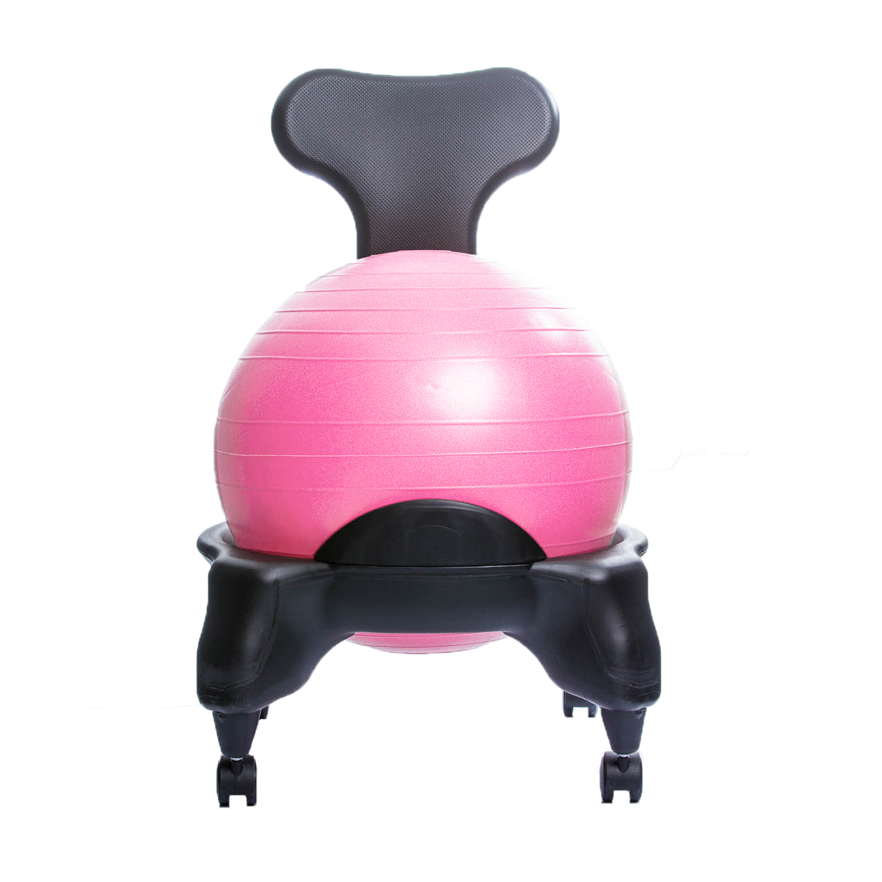 TONIC CHAIR Originale ballon Rose - Chaise Ergonomique