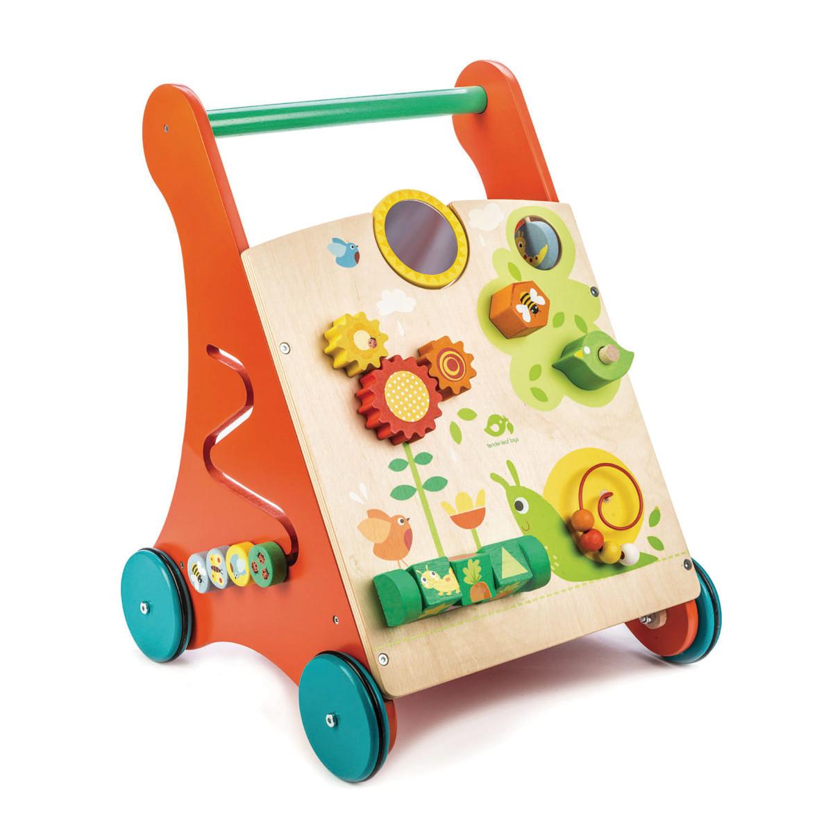 Chariot de Marche d\'Activités - Tender Leaf Toys