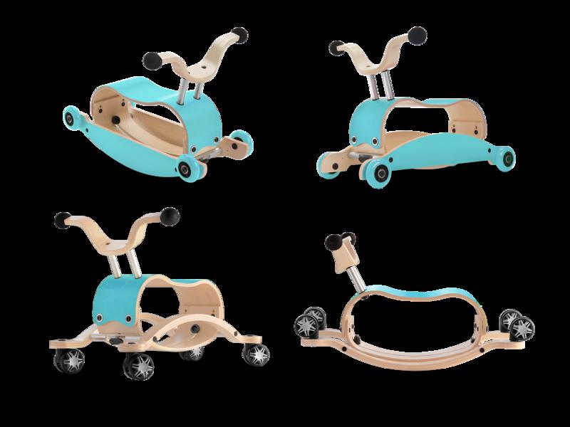 wishbone mini flip
