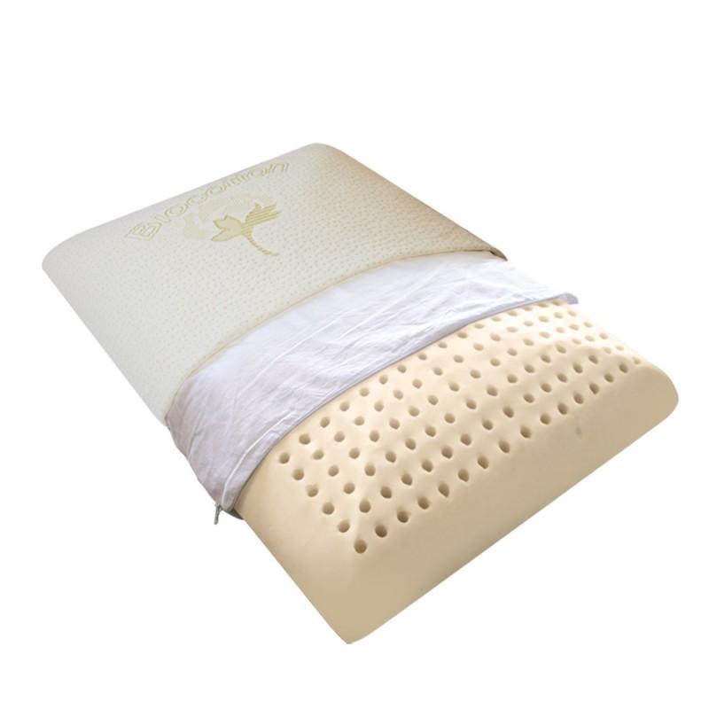 oreiller traditionnel en latex naturel