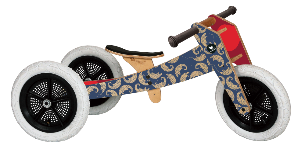 WISHBONE BIKE PANGOLIN - Draisienne 3 en 1