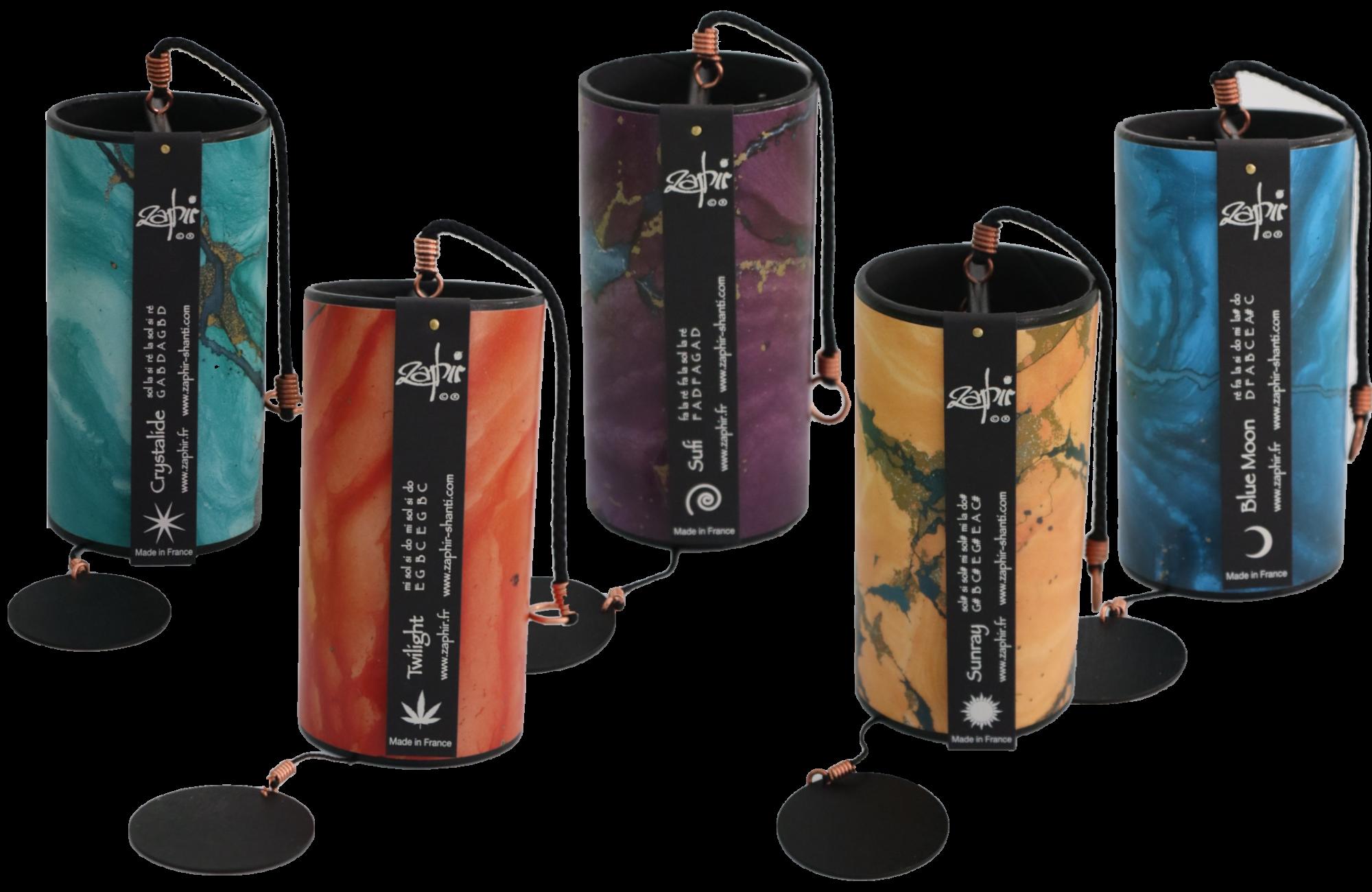 Set de 5 Carillons Zaphir