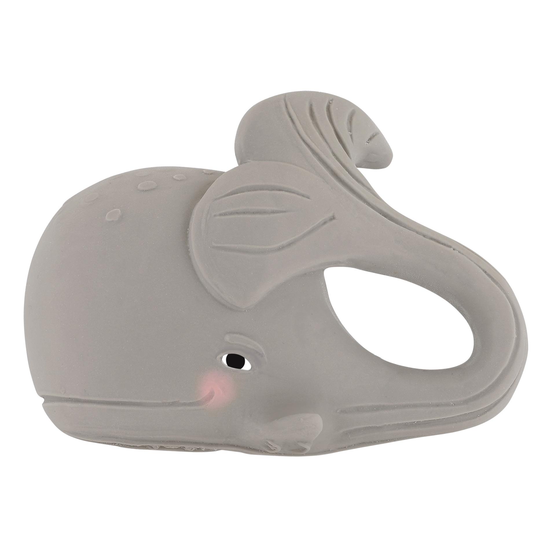 Gorm la baleine Hevea - Jouet apaisant pour les dents