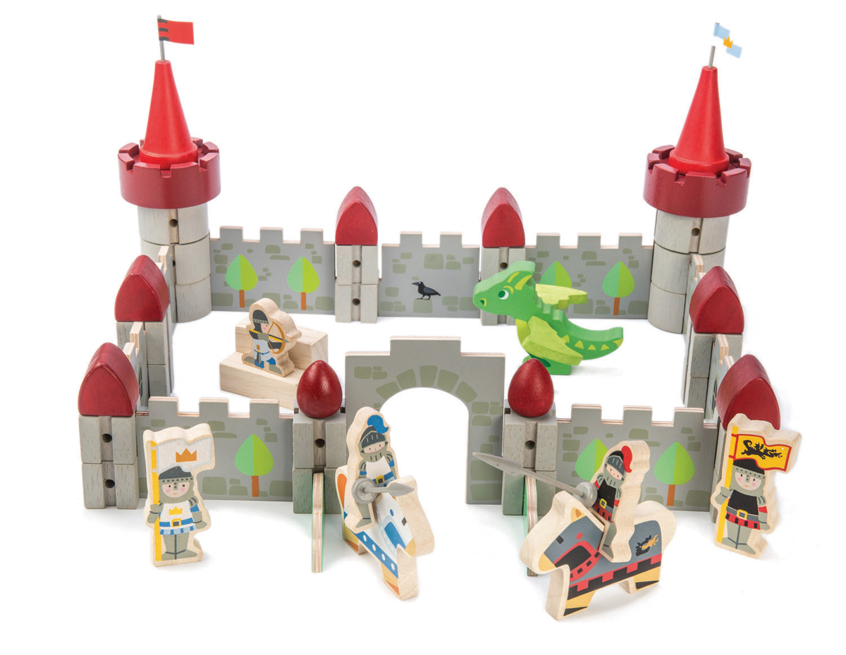 Château du dragon - Tender Leaf Toys