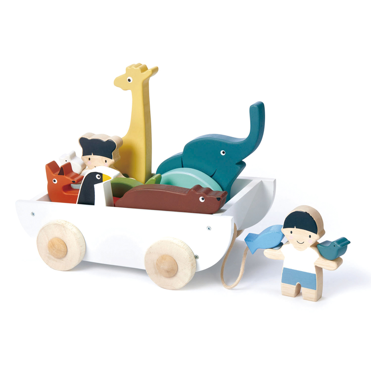 La bateau de l\'amitié - tender Leaf Toys