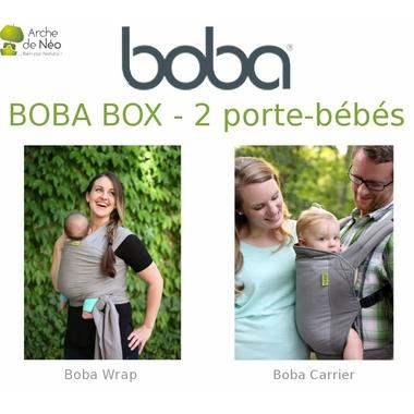 boba box 2 porte-bébés
