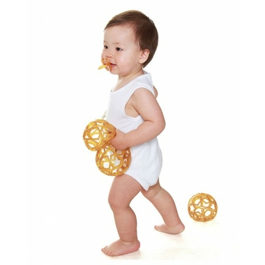 hevea star ball - jouet de bain hevea