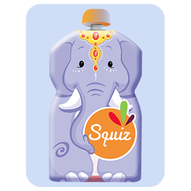 gourdes squiz elephant