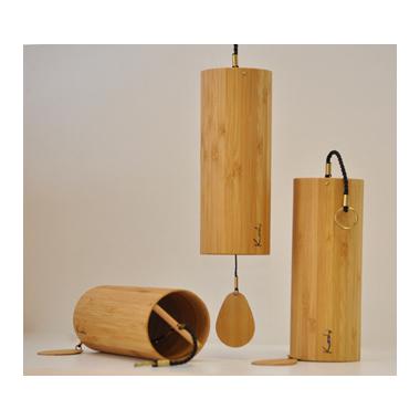 koshi carillon en bambou terra arche de n o. Black Bedroom Furniture Sets. Home Design Ideas