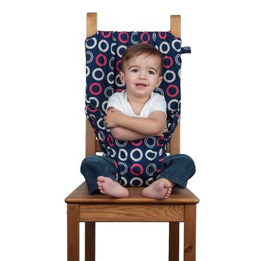 chaise de voyage totseat - blueberry