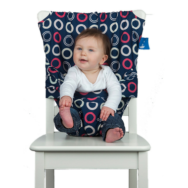 totseat blueberry - chaise nomade