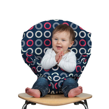 chaise nomade totseat Blueberry