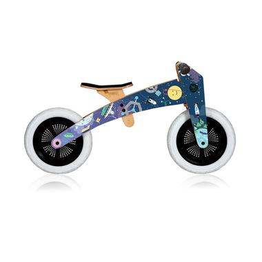 wishbone Bike - draisienne 3 en 1 - space