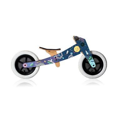 draisienne en bois 3 en 1 wishbone Bike - space