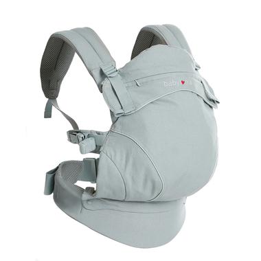 Porte bébé Babylonia Flexia soft grey
